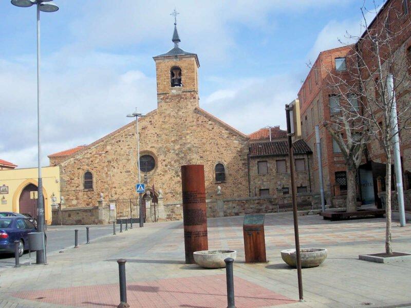 Iglesia San Bartolomé en Astorga