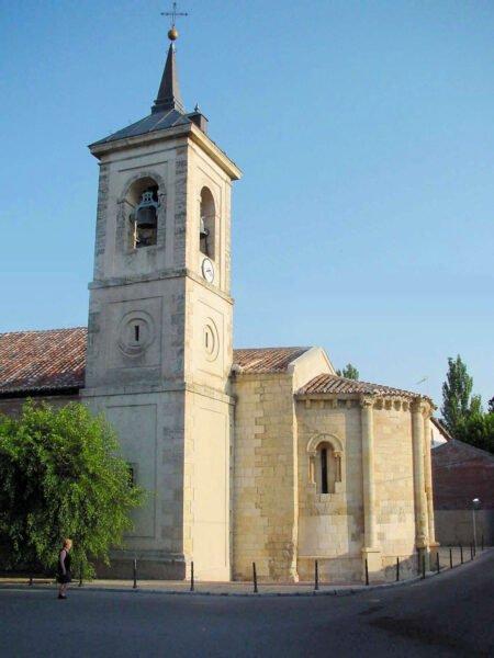 Iglesia de San Juan Bautista en Talamanca de Jarama