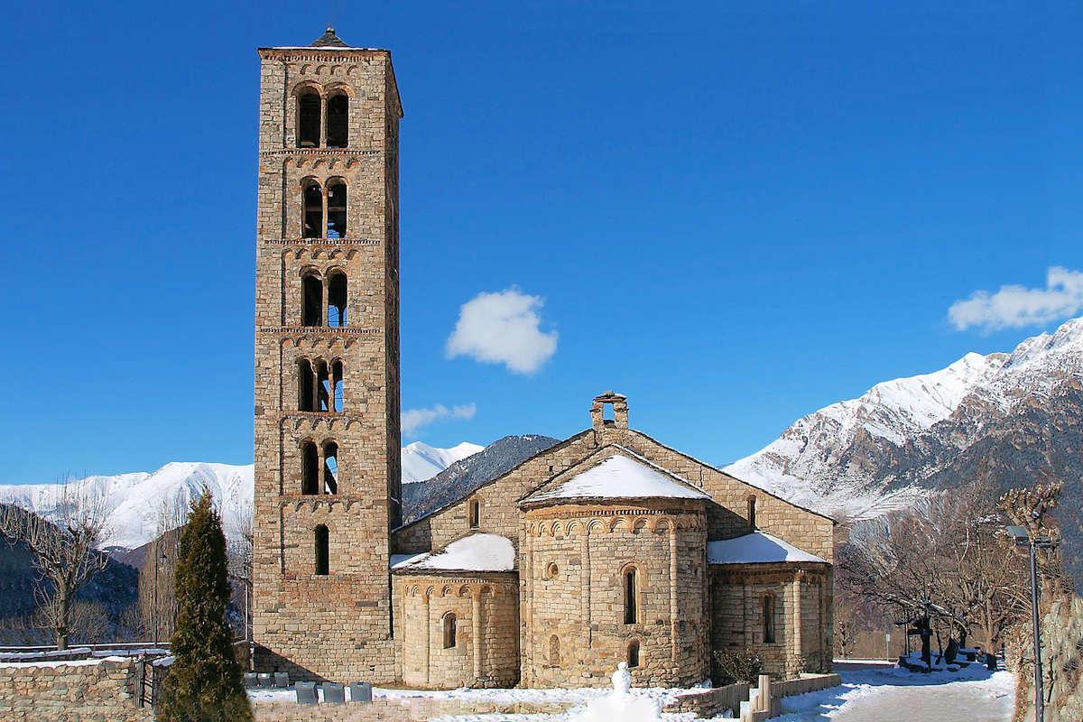 Iglesia-de-Sant-Climent-de-Taull-Lleida