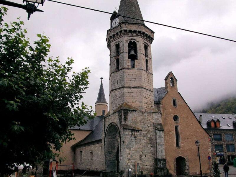 Iglesia de Sant Miqueu