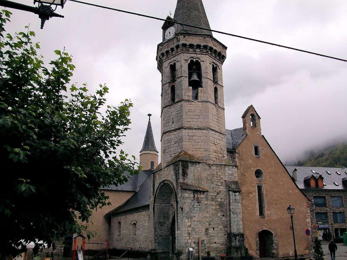 Iglesia-Sant-Miqueu-Vielha-Lleida