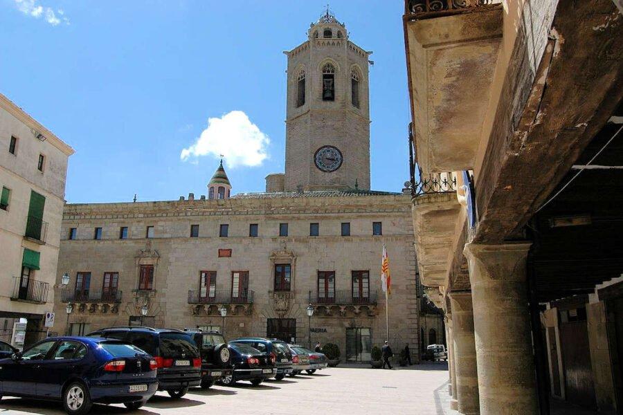Iglesia de Santa María de Cervera