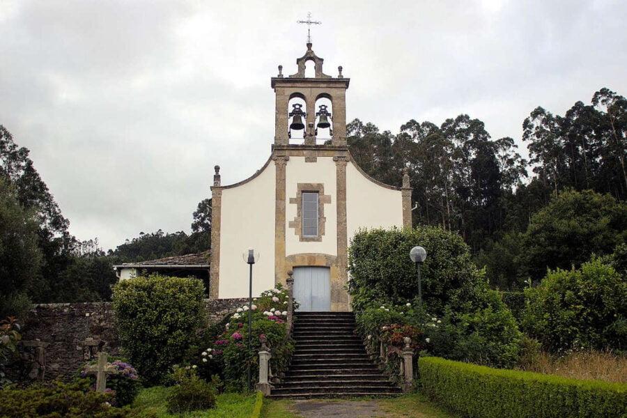 Iglesia de Santa María de Magazos