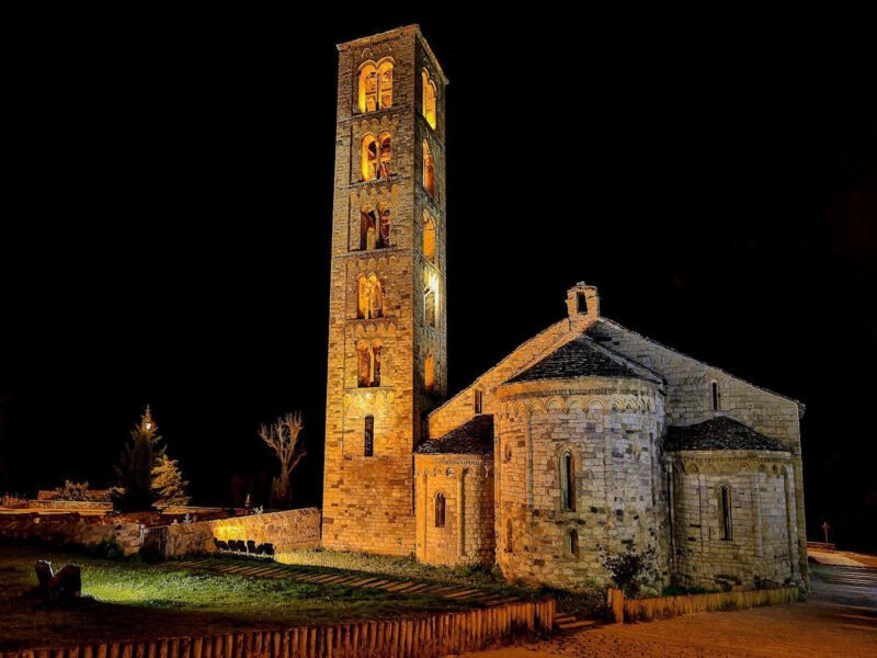 Iglesia de Santa María en Tahull