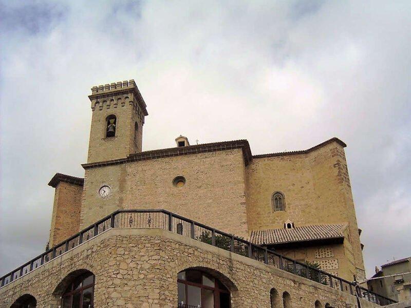 Iglesia de la Asunción en Moratalla