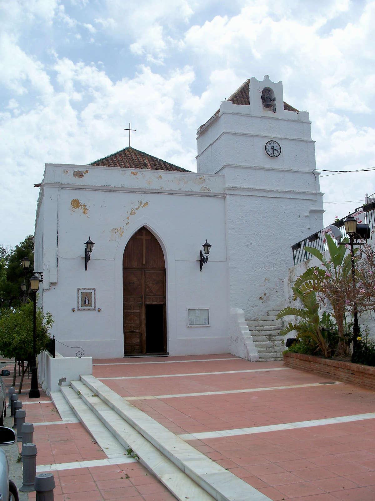 Iglesia-de-las-Maravillas-Nerja-Málaga