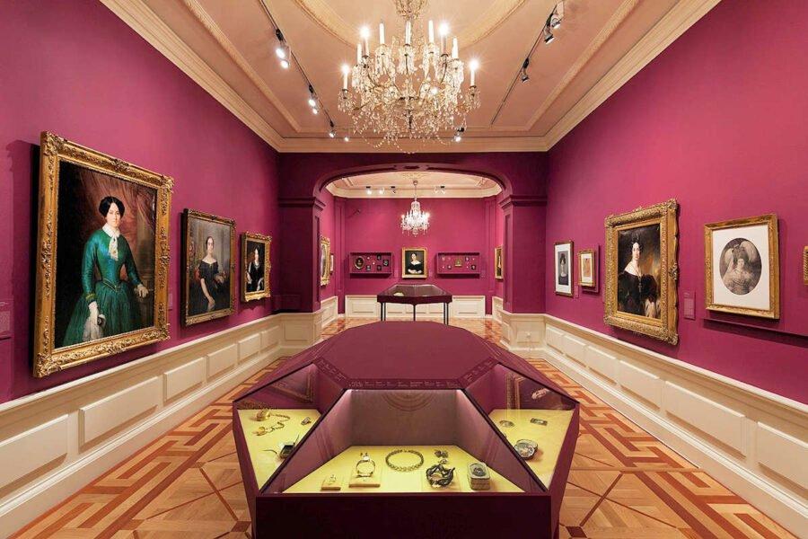 Interior del Museo del Romanticismo