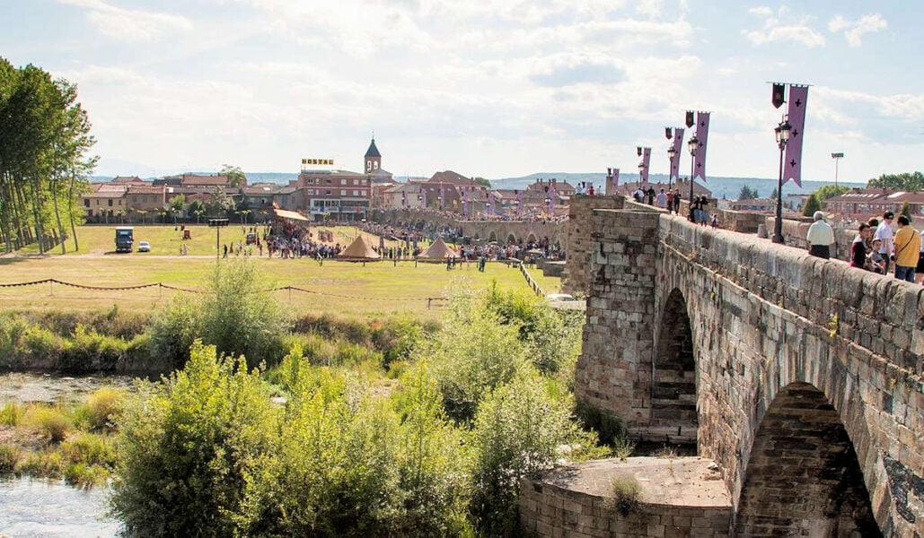 Justas medievales en Hospital de Órbigo