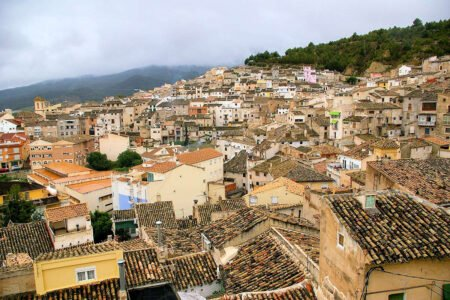 MORATALLA-Pueblos más bonitos de Murcia
