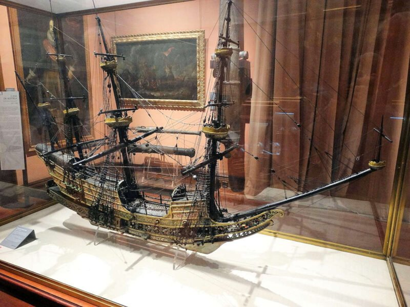 Museo Naval en Madrid