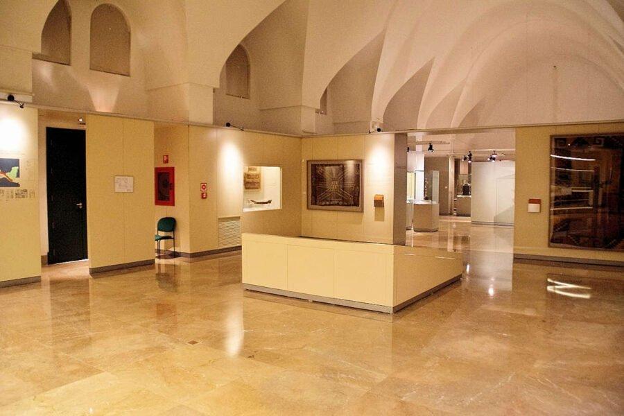 Museo de América interior