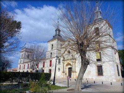 NUEVO BAZTÁN-Pueblos más bonitos de Madrid