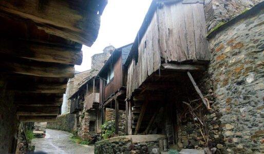 PEÑALBA DE SANTIAGO-Pueblos más bonitos de León