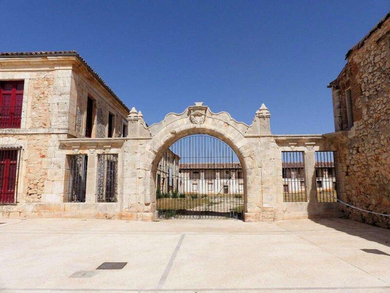 Palacio de Goyeneche en Nuevo Baztán