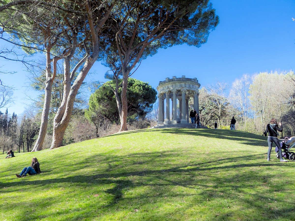 Parque El Capricho de Madrid