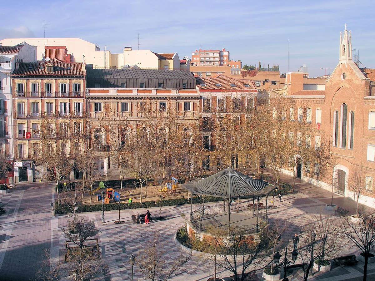 plaza-de-chamberi