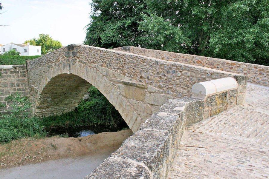 Puente Romano en Talamanca de Jarama