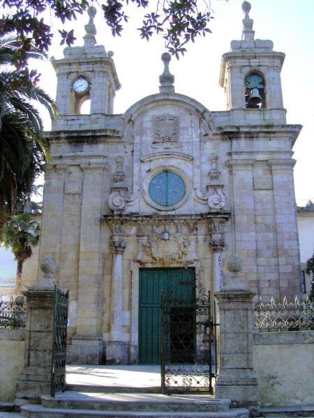 Santuario dos Remedios en Mondoñedo