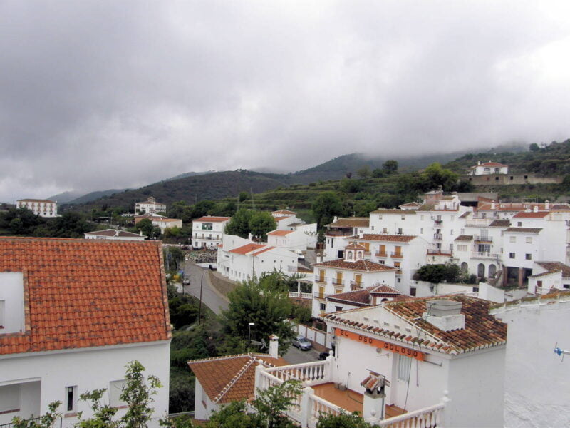 Sedella en Málaga