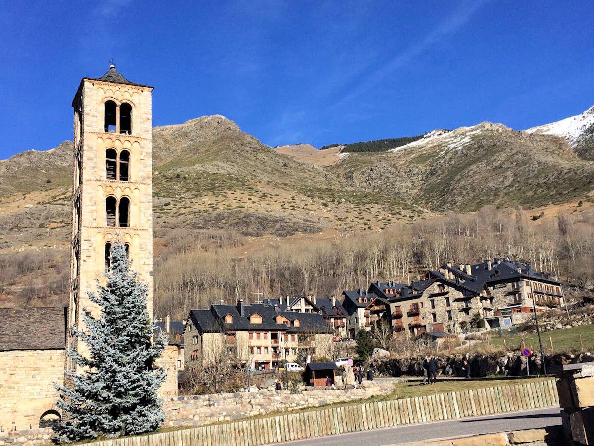 TAHULL-Pueblos más bonitos de Lleida