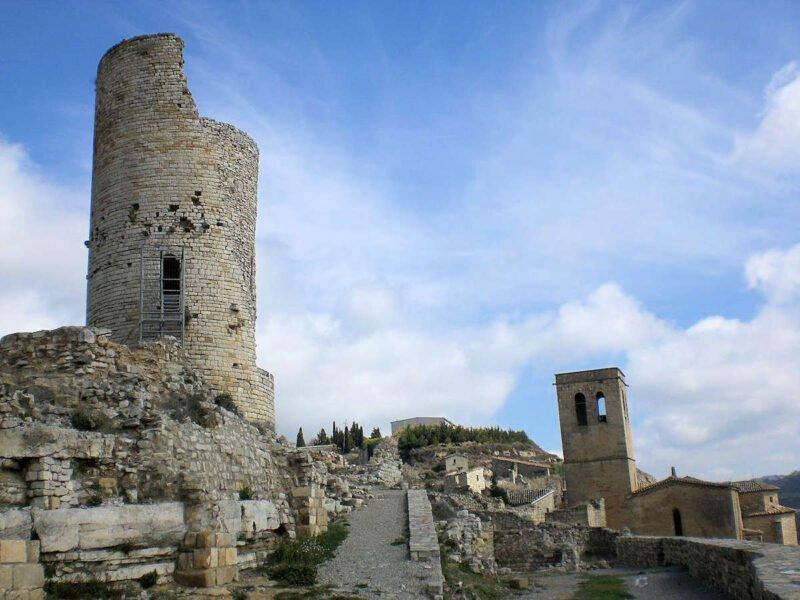 Torre del Castillo de Guimerá