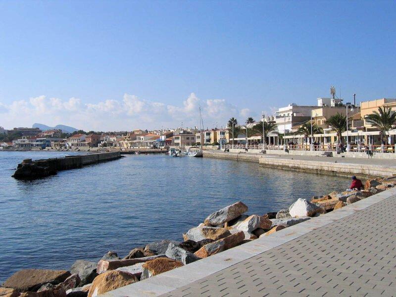 Visita Cabo de Palos en Murcia