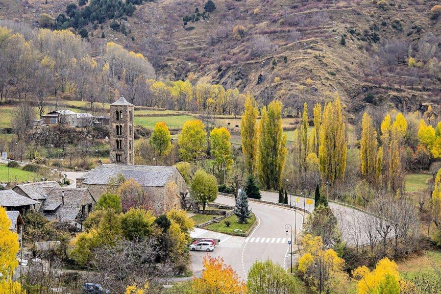 Visita Tahull en Lleida