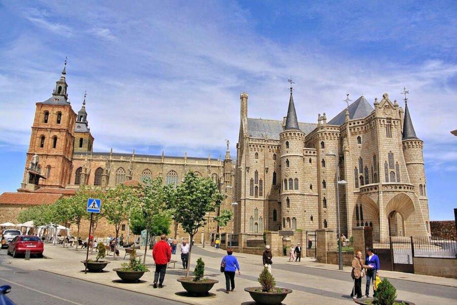 Visitar Astorga en León