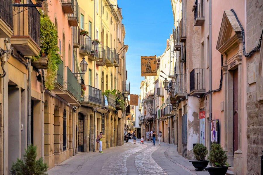 Visitar Cervera en Lleida