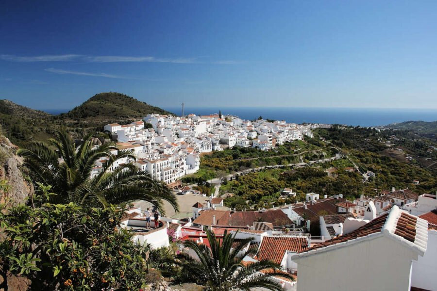 Visitar Frigiliana en Málaga