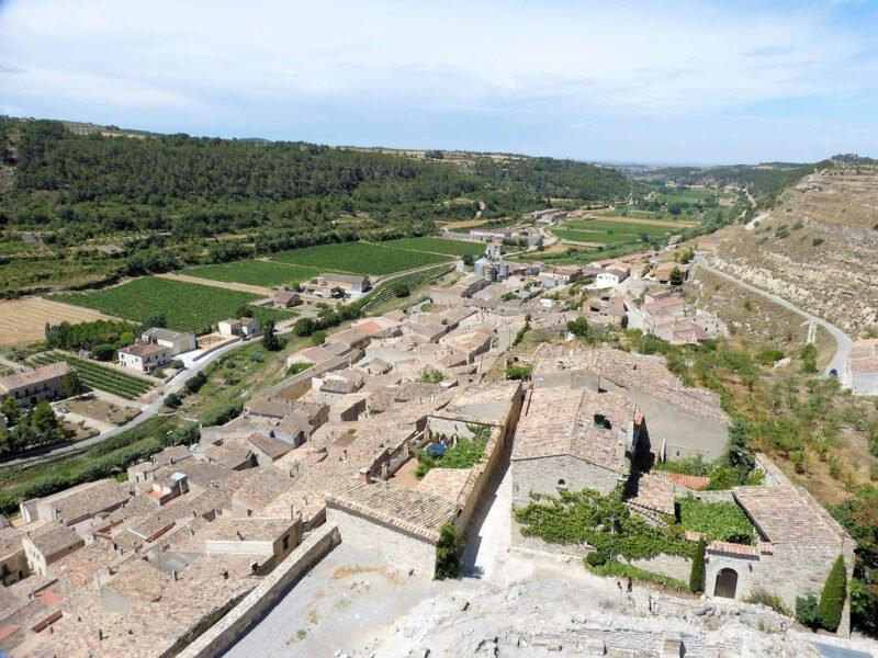 Visitar Guimerá en Lleida