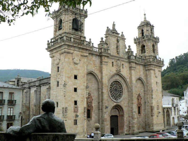 Visitar Mondoñedo en Lugo