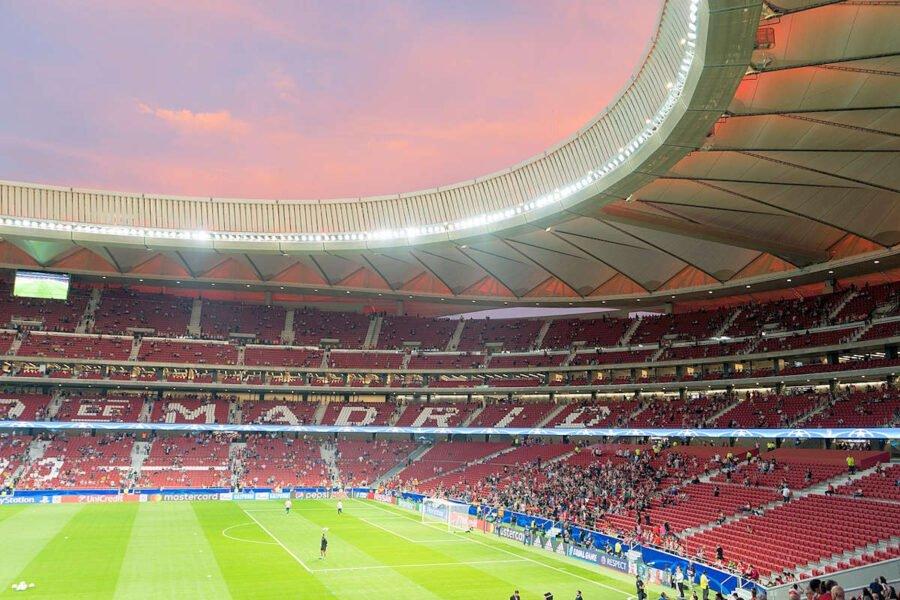 Wanda Metropolitano de Madrid