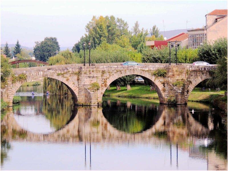 """Puente de Monforte o """"Ponte Vella"""""""
