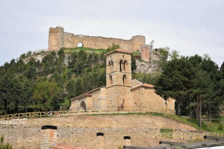 AGUILAR DE CAMPOO-Pueblos más bonitos de Palencia