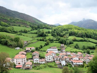 AMAIUR-Pueblos más Bonitos de Navarra