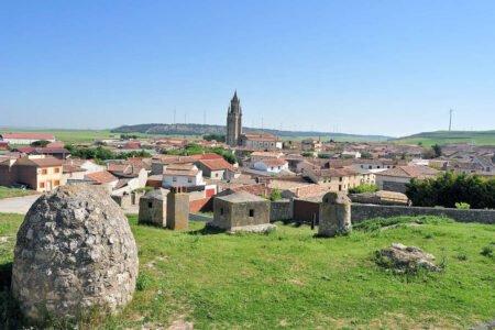 AMPUDIA-Pueblos más Bonitos de Palencia