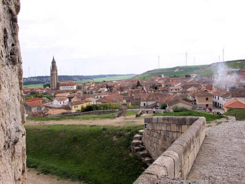 Ampudia en Palencia