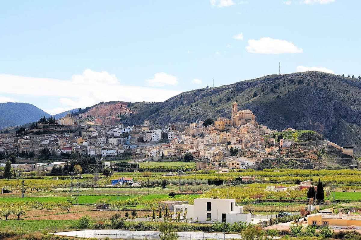 CEHEGÍN-Pueblos más bonitos de Murcia