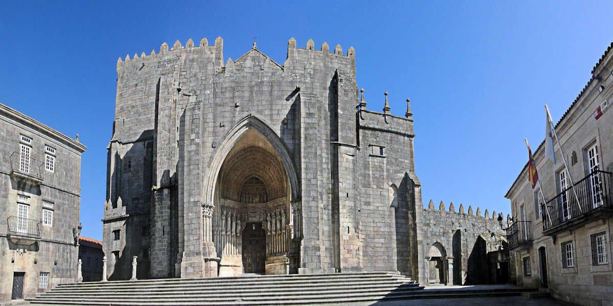 Catedral de Santa María en Tui