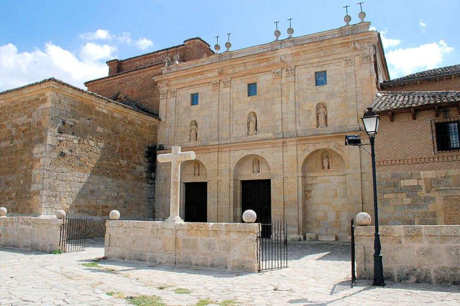 Convento de Santa Clara en Carrión de los Condes