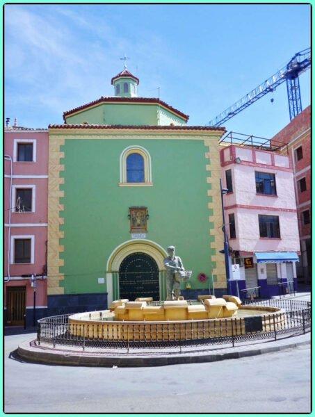 Ex Convento Nuestra Señora de la Merced en Calasparra