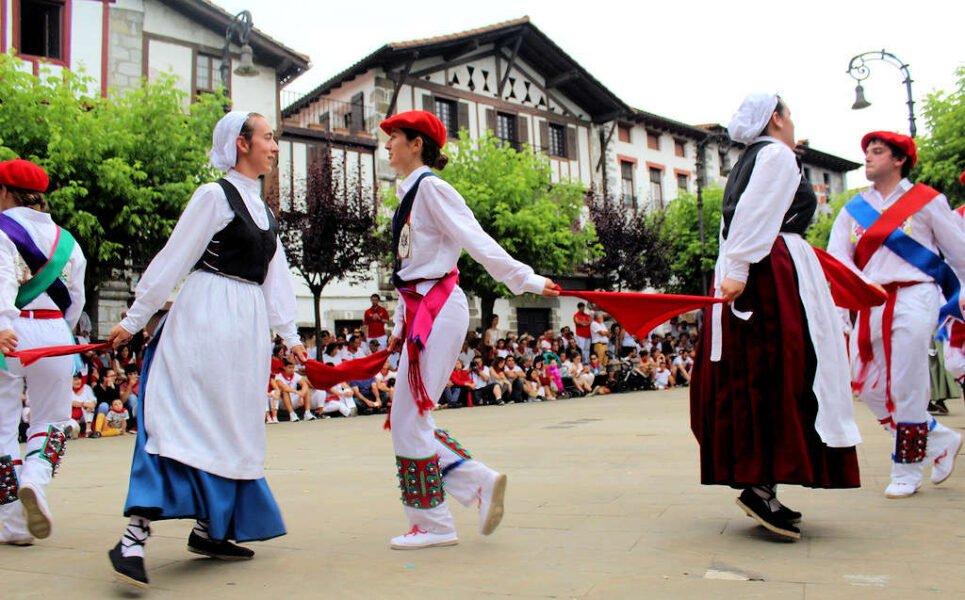 Festividades en Amaiur
