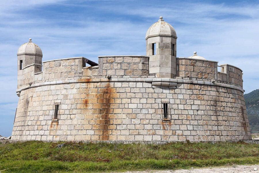 Forte de defensa da Guarda