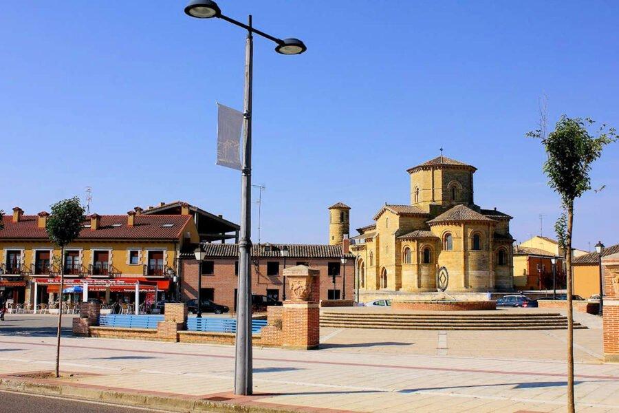 Frómista en Palencia