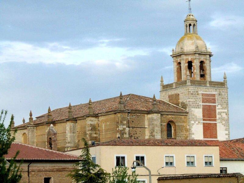 Iglesia de San Andrés en Carrión de los Condes