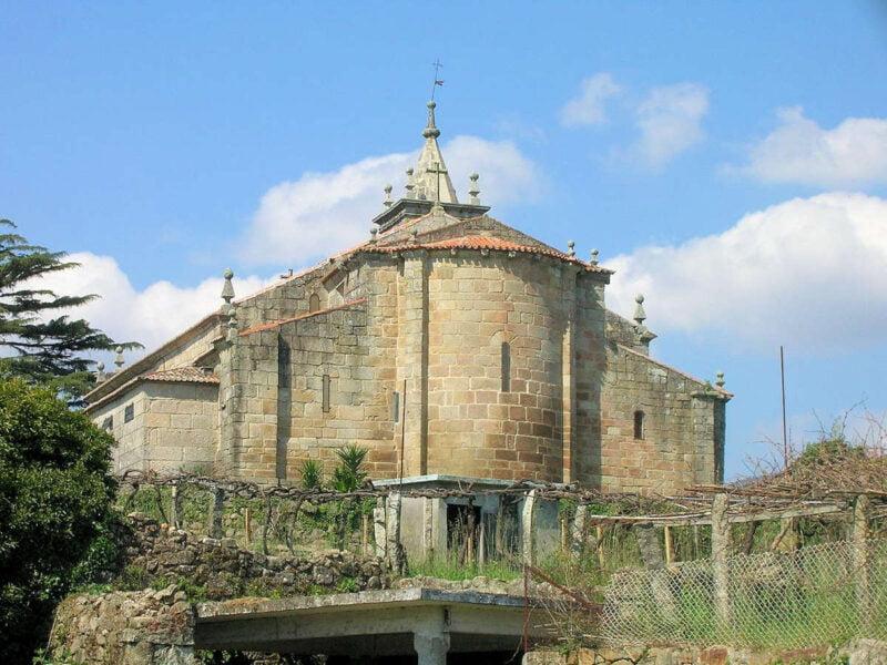 Iglesia de San Bartolomé de Rebordans