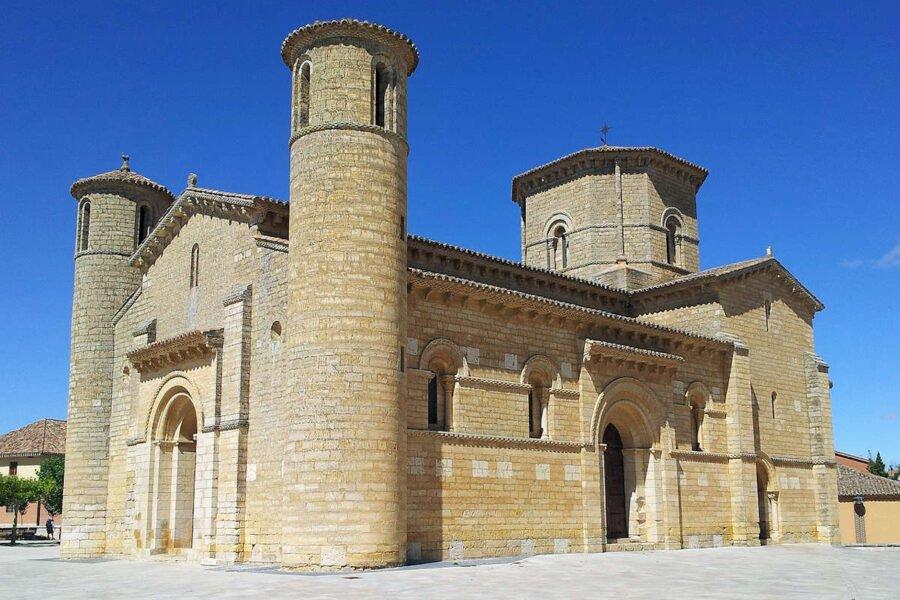 Iglesia de San Martín en Frómista