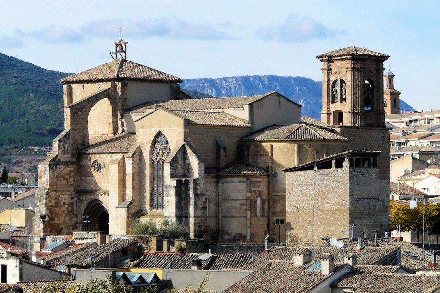 Iglesia de San Miguel en Estella