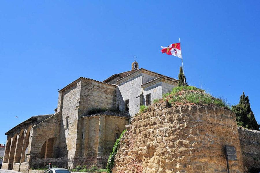 Iglesia de Santa María del Camino